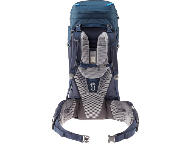 deuter Aircontact 45 + 10 Backpack midnight/navy
